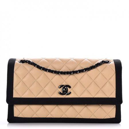 Chanel bi color bag