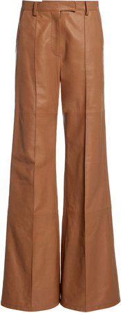 Ralph & Russo Nappa Leather Pants