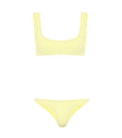 Ginny Scrunch Bikini - Reina Olga | Mytheresa