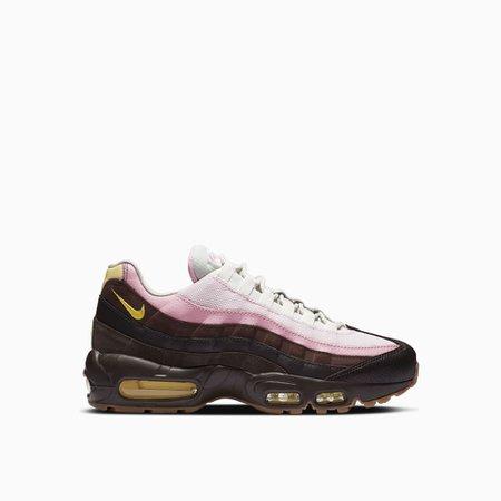 Air Max 95 Sneakers Color Brown Pink