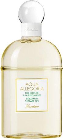 Aqua Allegoria Bergamote Calabria Shower Gel