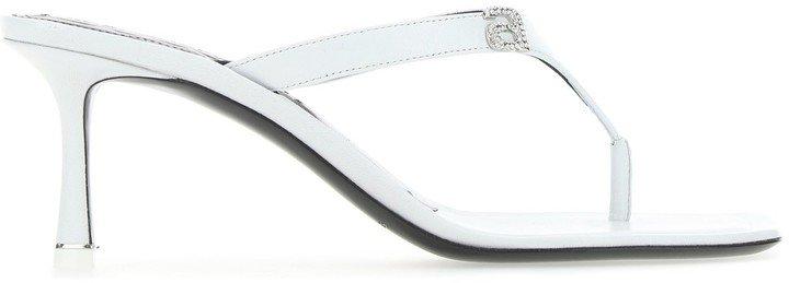 Ivy Logo Thong Sandals