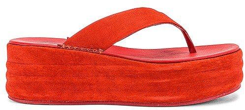 Haven Thong Flatform Sandal