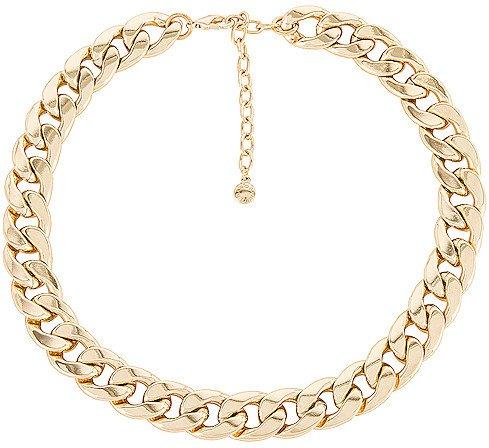 Michaela Curb Chain Necklace