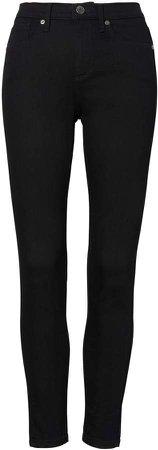 High-Rise Skinny Zero Gravity Dark Wash Ankle Jean