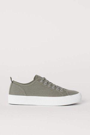 Sneakers - Green