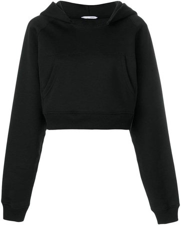 Alyx raw collar hoodie