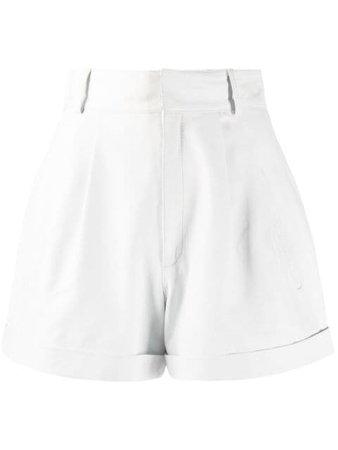 Manokhi Oversized Fit Shorts - Farfetch