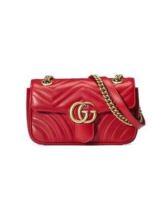 Gucci Bolso GG Marmont Mini - Farfetch
