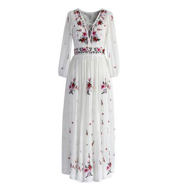 Boho Long Maxi Dress – 🌸 BOHO JOY 🌸