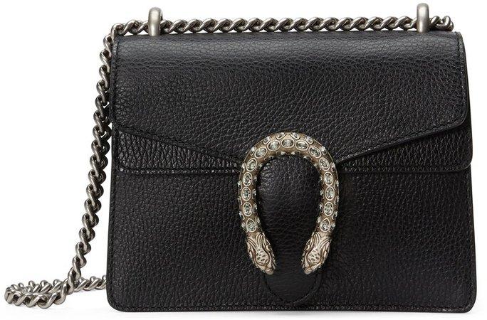 Mini Leather Shoulder Bag