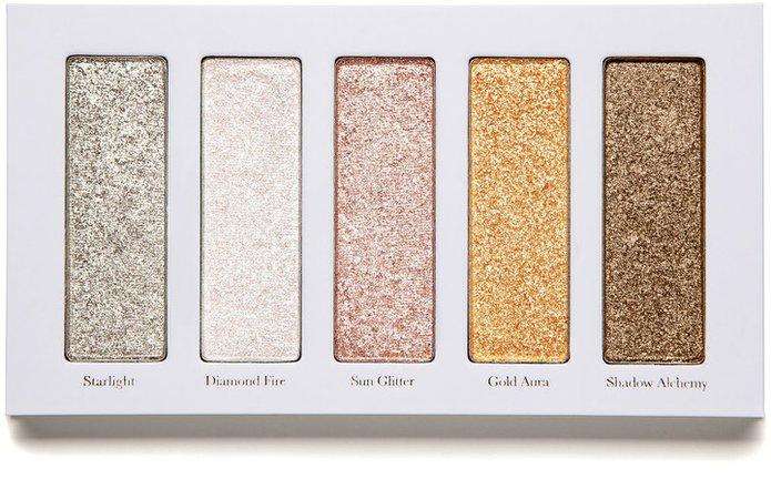 Shimmer: Active Illumination Face & Eye Palette