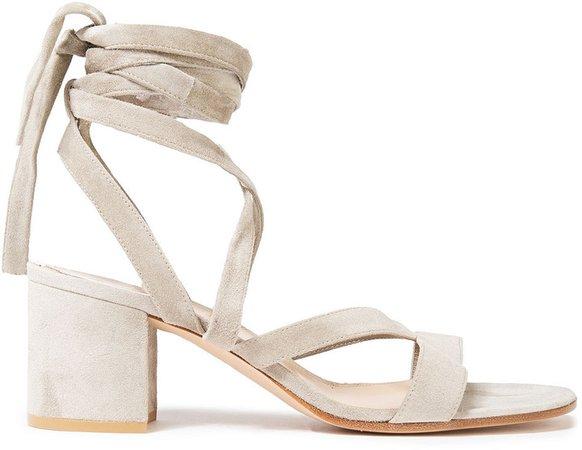 Janis 60 Suede Sandals
