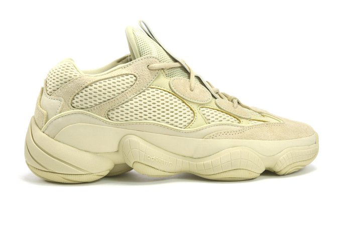 adidas Yeezy 500 Super Moon Yellow