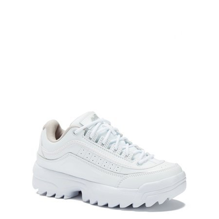 Avia - Women's Avia Athletic Sneaker - Walmart.com white