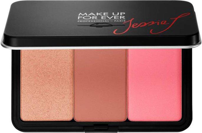 Jessie J Artist Face Color Trio Palette