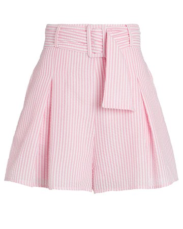 ATOÌR | Everywhere You Go Belted Shorts | INTERMIX®