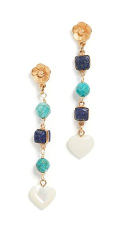 Brinker & Eliza Mojito Earrings | SHOPBOP