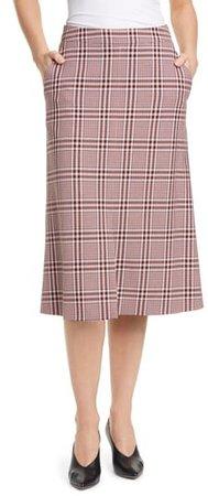 Redani Plaid Skirt