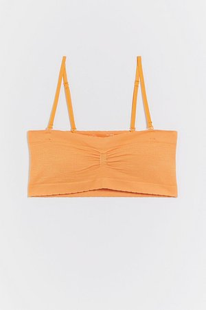 Seamless Bandeau Bralette | Anthropologie