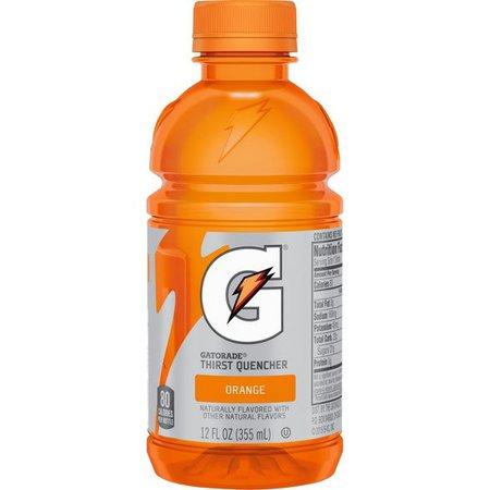 Gatorade Orange Sports Drink - 12pk/12 Fl Oz Bottles : Target