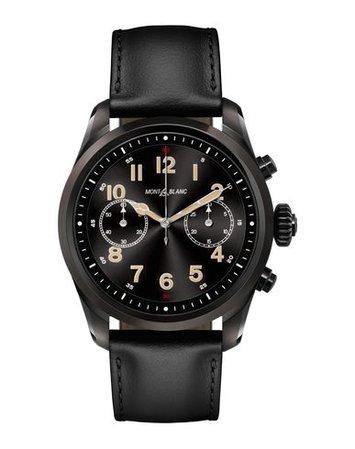 Montblanc Summit 2 - Wrist Watch - Men Montblanc Wrist Watches online on YOOX United States - 58045563VT