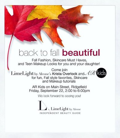 AR Kids - Back to Fall Beautiful! Friday, September 22nd,... | Facebook