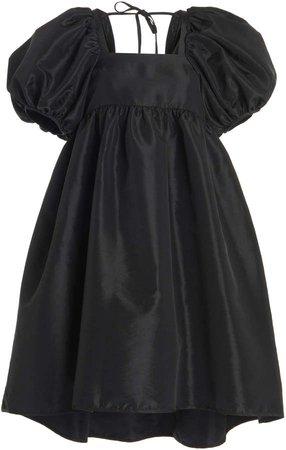 Cecilie Bahnsen Tilde Taffeta Mini Babydoll Dress
