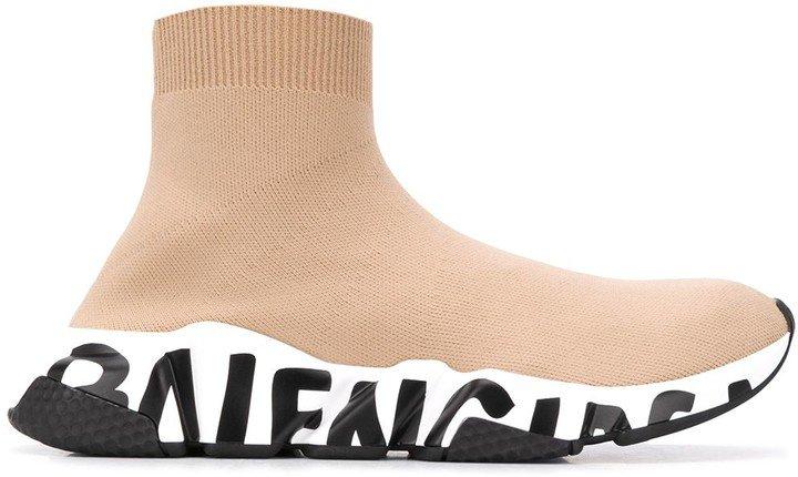 Speed high-top sneakers
