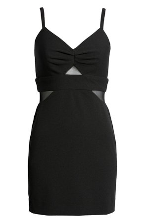 Scuba Crepe Body-Con Dress | Nordstrom