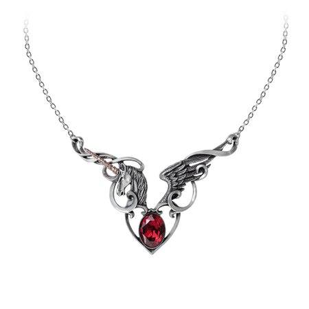 P836 - The Maiden's Conquest Necklace - Alchemy of England