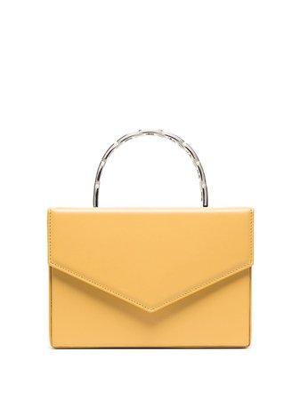 Amina Muaddi Amini Pernille Mini Bag - Farfetch
