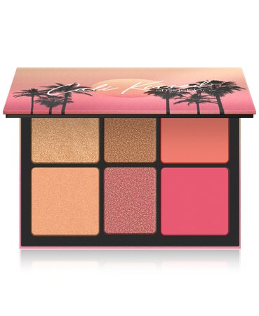 Blush Palette Smashbox Cali Kissed Face Palette & Reviews - Makeup - Beauty - Macy's