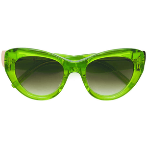 lime green sunglassers