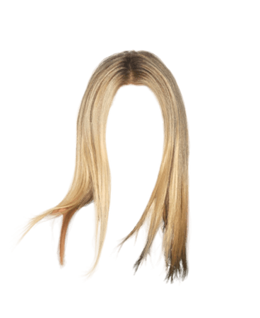 lace wig blonde hair