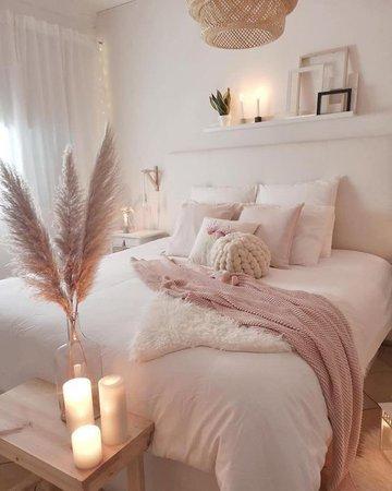 Light Mauve Bedroom