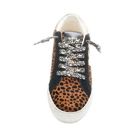 Steve Madden - Steve Madden Philosophy Sneaker (Women's) - Walmart.com brown