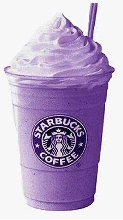purple Starbucks