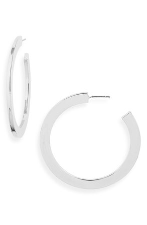 BP. Chunky Hoop Earrings | Nordstrom