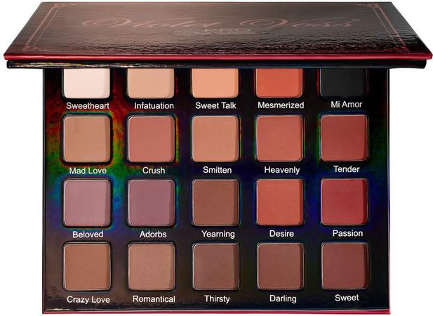 Violet Voss - Matte About You - PRO Eyeshadow Palette