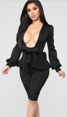 sexy blazer