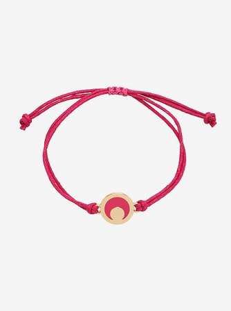Sailor Moon Sailor Symbol Cord Bracelet