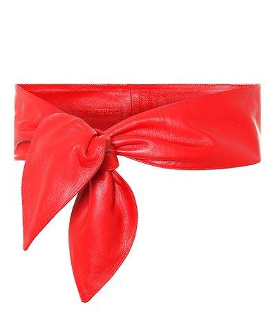 Kressy leather belt