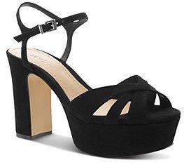 Women's Keefa High-Heel Platform Sandals
