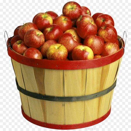 Apple cider The Basket of Apples - A basket of apple image material png download - 1024*1024 - Free Transparent Apple png Download.