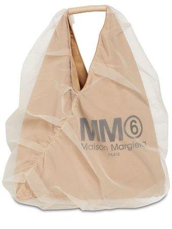 MM6 MAISON MARGIELA JAPANESE SMALL TULLE BAG
