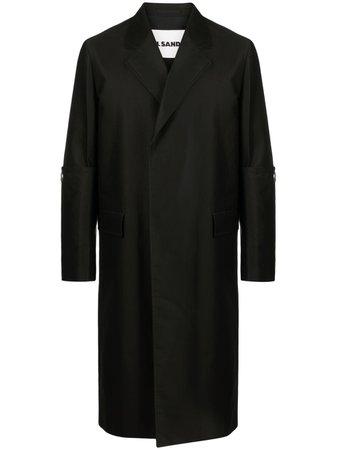 Jil Sander double-breasted Coat - Farfetch