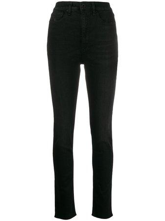 Rag & Bone Faded Skinny Jeans - Farfetch