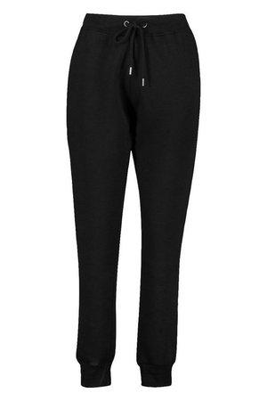 Basic Jogging Bottom Sweat pants | Boohoo