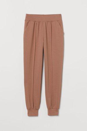 Sports Pants - Beige